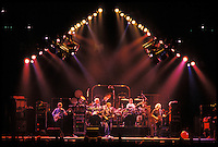 The Grateful Dead Live at the Knickebocker Arena, Albany NY, 24 March 1990. View from the Lighting Booth, Dead Center, Floor. Shot during Terrapin.