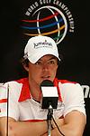 WGC Bridgestone 2011