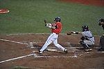 Ole Miss' Andrew Mistone (25) bats vs. Murray State at Oxford-University Stadium in Oxford, Miss. on Wednesday, May 2, 2012.