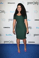 BEVERLY HILLS, CA - March 21: Jordin Sparks, At Generosity.org Fundraiser For World Water Day At Montage Hotel In California on March 21, 2017. Credit: FS/MediaPunch