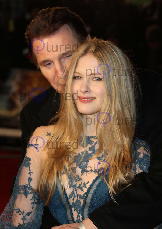Laura Brent Liam Neeson