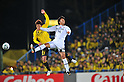 (L to R) Ryoichi Kurisawa (Reysol), Sho Ito (S-Pulse), MARCH 5, 2011 - Football : 2011 J.LEAGUE Division 1,1st sec between Kashiwa Reysol 3-0 Shimizu S-Pulse at Hitachi Kashiwa Stadium, Chiba, Japan. (Photo by Jun Tsukida/AFLO SPORT) [0003]...