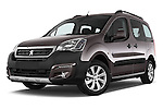 Peugeot Partner Tepee Outdoor Mini MPV 2015