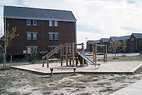 1990 October 01..Assisted Housing..Mission College...Playground nearModel Unit ...NEG#.NRHA#...HOUSING:M Colg 1 3:7