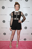 LOS ANGELES, CA - JULY 09: Skyler Samuels at the 4th Annual Beautycon Festival Los Angeles at the Los Angeles Convention Center on July 9, 2016 in Los Angeles, California. Credit: David Edwards/MediaPunch