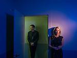 Brinson+Banks: David Duchovny + Gillian Anderson