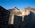 AA01230-04...CHINA - The Great Wall near Badaling.