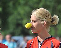KAATSEN: ARUM: 28-07-2013,  Hoofdklasse wedstrijd, Fenna Zeinstra, ©foto Martin de Jong
