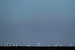Sailing-Yachts racing offshore, Sydney, Australia. January 16th, 2013. (Photo: Steve Christo).