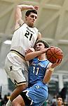 12-17-16, Skyline High School vs Huron High School boy's varsity basketball