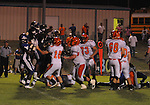 Water Valley vs. Calhoun City in Water Valley, Miss. on Friday, September 2 2011. Calhoun City won 16-14..