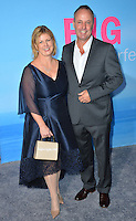 Liane Moriarty &amp; Guest at the premiere for HBO's &quot;Big Little Lies&quot; at the TCL Chinese Theatre, Hollywood. Los Angeles, USA 07 February  2017<br /> Picture: Paul Smith/Featureflash/SilverHub 0208 004 5359 sales@silverhubmedia.com