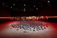57th Art Biennale in Venice - Viva Arte Viva.<br /> Arsenale.<br /> Bernardo Oyarzun: WERKEN