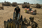 Israel-Gaza border 2014<br />