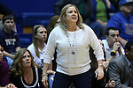 29 January 2015: <br />  The Duke University Blue Devils hosted the University of Pittsburgh Panthers at Cameron Indoor Stadium in Durham, North Carolina in a 2014-15 NCAA Division I Women's Basketball game. Duke won the game 62-45.