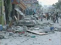 13/01/10 Haiti quake