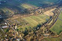 Gleisdreieck Wohnungsbau : EUROPA, DEUTSCHLAND, HAMBURG 28.02.2016: in Planung befindliches  Gebiet Gleisdreieck Mittlerer Landweg