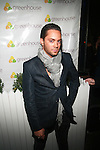 Michael Tavarez Attends GREENHOUSE Hosts Three Year Anniversary Party With Special Guest DJ Set By Taryn Manning, NY 11/10/11