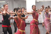 Malathi Iyengar master class on the classical dance of India at Santa Monica College on Thursday 24, 2008.
