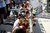The 2011 Boost Mobile Surf Sho is Australia's premier aerial surfing competition. The event was held at Bondi Beach on the 11-13 March 2011. Making the most of the VIP area.