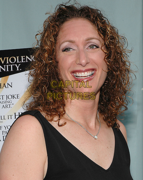 """26 July 2005 - New York, New York - Judy Gold arrives at the premiere of her new film, """"The Aristocrats"""", at The Directors Guild Theater in Manhattan.  .Photo Credit: Patti Ouderkirk/AdMedia"""