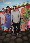 Model Dan Murphy Attends Sunglass Hut Electric Summer Campaign Kick-Off Held at Industry Kitchen