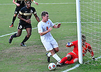 NCAA Men's Soccer: Wofford holds off furious VMI rally to win 1-0