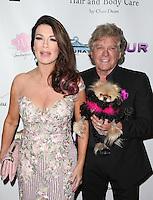 Los Angeles, CA - NOVEMBER 03: Ken Todd, Lisa Vanderpump at The Vanderpump Dogs Foundation Gala in Taglyan Cultural Complex, California on NOVEMBER 03, 2016. Credit: Faye Sadou/MediaPunch