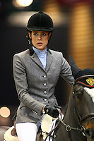 Charlotte Casiraghi attends to the Gucci Masters show in Paris