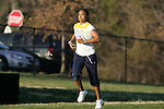20 March 2009: UNC's Jessica McDonald. The WPS's Sky Blue FC played the University of North Carolina Tar Heels in a preseason game at Macpherson Stadium in Brown's Summit, North Carolina.