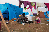 Arbat camp for Syrian Refugees