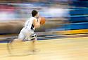 PE00090-00...WASHINGTON - High school basketball game.