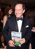 Washington, DC - May 1, 2004 -- Mortimer Zuckerman, owner of the New York Daily News and U.S. News and World Report arrives for the 2004 White House Correspondents Association Dinner in Washington, D.C. on May 1, 2004..Credit: Ron Sachs / CNP.(RESTRICTION: No New York Metro or other Newspapers within a 75 mile radius of New York City)