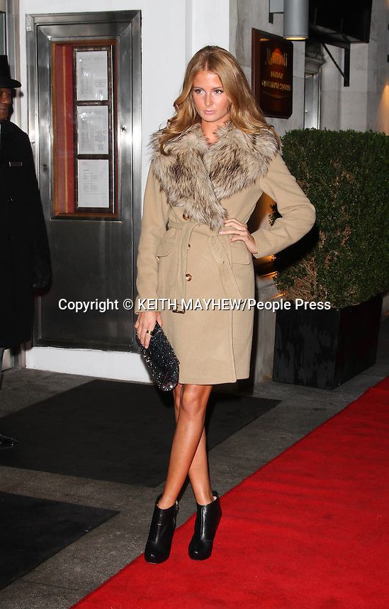 London - Daily Mail Inspirational Woman of The Year Awards at the Marriott Grosvenor Square Hotel, London - January 18th 2012..Photo by Keith Mayhew