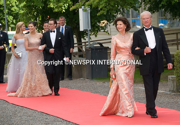 "SWEDISH ROYAL FAMILY.PRINCESS VICTORIA_PRE-WEDDING DINNER.hosted by the Swedish Government, Eric Ericsonhallen, Stockholm_18/062010.Mandatory Credit Photo: ©DIAS-NEWSPIX INTERNATIONAL..**ALL FEES PAYABLE TO: ""NEWSPIX INTERNATIONAL""**..IMMEDIATE CONFIRMATION OF USAGE REQUIRED:.Newspix International, 31 Chinnery Hill, Bishop's Stortford, ENGLAND CM23 3PS.Tel:+441279 324672  ; Fax: +441279656877.Mobile:  07775681153.e-mail: info@newspixinternational.co.uk"