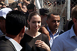 Angelina Jolie Visits Syrian Refugees in Iraq