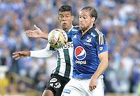Millonarios vs Atletico Nacional, 03-05-2015. LA I_2015