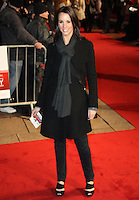 Andrea McLean Morning Glory UK Premiere, Empire Cinema, Leicester Square, London, UK, 11 January 2011: Contact: Ian@Piqtured.com +44(0)791 626 2580 (Picture by Richard Goldschmidt)