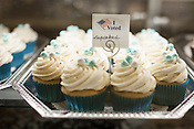 One more reason to vote, a free cupcake at Sugarland in Chapel Hill, North Carolina Election Day, November 6, 2012. .