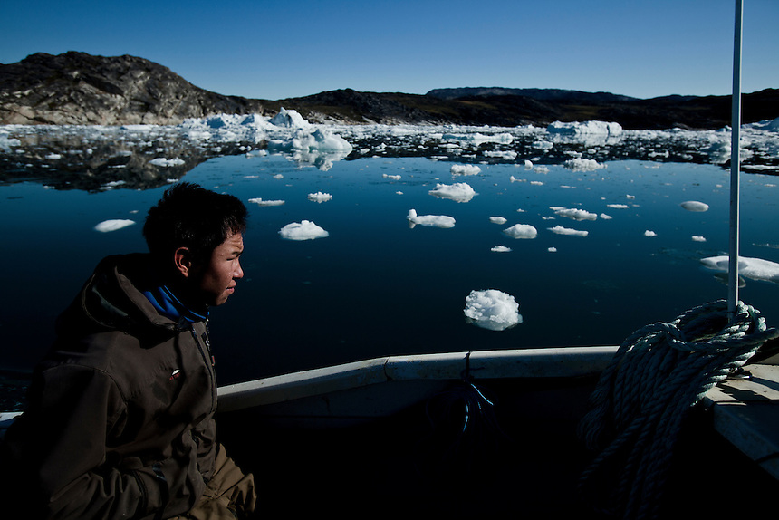 Greenland: Canary in the Coal Mine