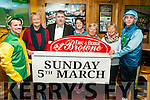 Cheltenham Preview: Pictured to announce the upcoming Cheltenham Race meeting preview to be held on Sunday 5th March at Christie's Well Bar were Liam O'Connor, Mary Keane, Christy Walsh, Bernie Daly, Mary Browne, Margaret McAuliffe & Ben Landy.