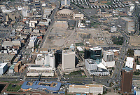 1997 March 10..Redevelopment..Macarthur Center.Downtown North (R-8)..CLOSEUP.LOOKING  NORTH.WITH FINANCIAL CENTER IN FRONT...NEG#.NRHA#..