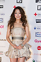 June 25, 2011 - Chiba, Japan - Kana Nishino poses on the red carpet during the MTV Video Music Aid Japan event. Japanese and foreign stars attend this charity concert in support for the victims of the March 11 earthquake and tsunami that rocked the northeast region of Japan. (Photo by Christopher Jue/AFLO)