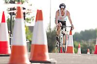 London Triathlon 2013