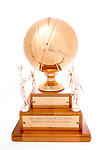 17163Basketball Trophy: Lady Bobcats 1986