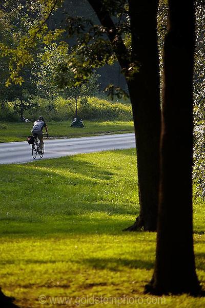 Rockville Maryland is an urbanized suburb of Washington DC.