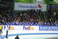 SCHAATSEN: HEERENVEEN: IJsstadion Thialf, 27-12-2015, KPN NK Afstanden, ©foto Martin de Jong