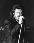Black Sabbath 1985 Glenn Hughes.© Chris Walter..