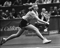 Tennis star Andrea Jaeger<br />
