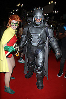 NEW YORK, NY-October 07:ComicCon 2016 at Jacob Javitz Center in New York.October 07, 2016. Credit:RW/MediaPunch